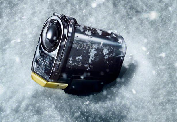 Экшн камера HDR AS15 от Sony