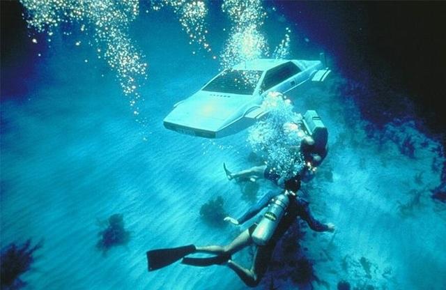 Элон Маск сделает субмарину трансформер из «Джеймса Бонда» реальным транспортным средством трансформером