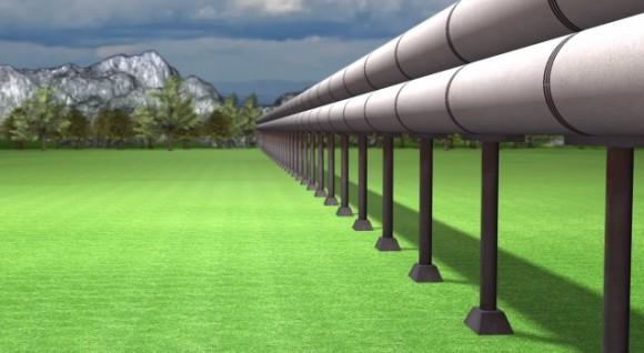 Элон Маск скоро представит проект новой системы пассажирских перевозок Hyperloop