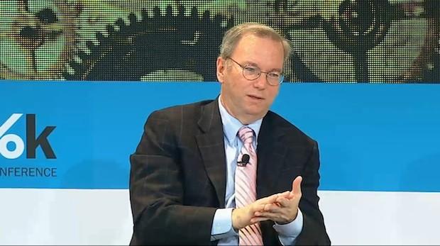 Эрик Шмидт: «Google Fiber — не эксперимент, а реальный бизнес»