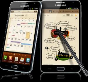 Продажа Samsung Galaxy Note уже превысила планку в 1 миллион