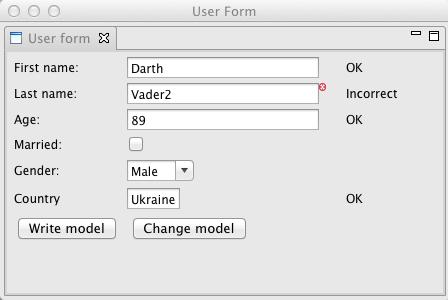 Eclipse / [Из песочницы] Разработка простого Eclipse RCP приложения