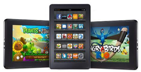 Amazon продаёт Kindle Fire HD выше себестоимости