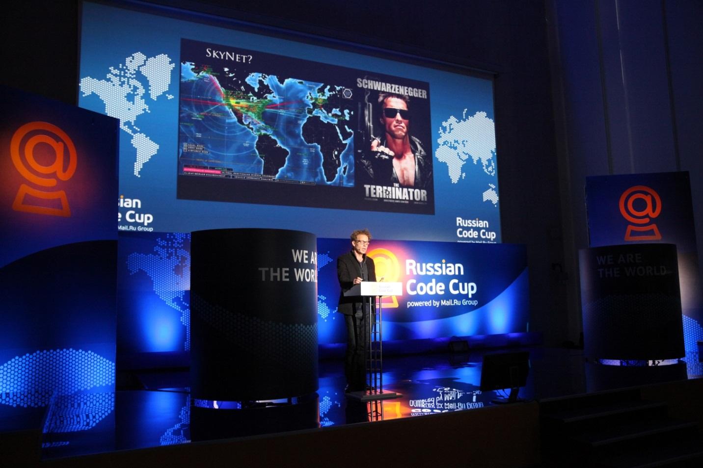Финал RussianCodeCup 2013: Фоторепортаж