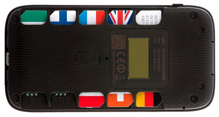 Финны выпустили смартфон с поддержкой десяти SIM карт