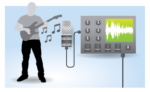 Форматы цифрового аудио – инфографика
