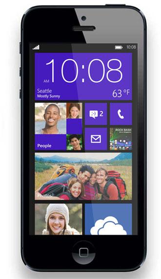 Основой смартфона Amazon Kindle Air станет платформа Intel Atom и Microsoft Windows Phone