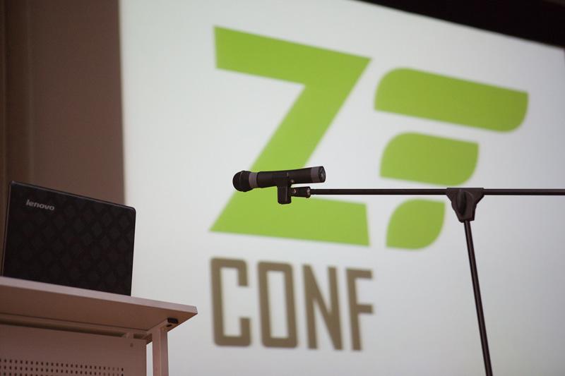 Фото, видео и презентации докладов с ZFConf 2012