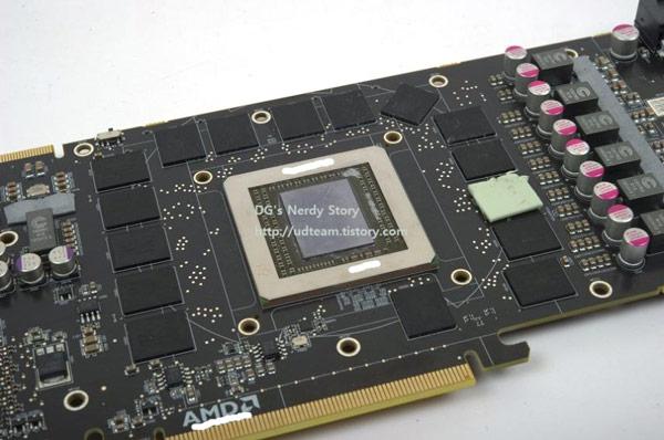 3D-карта AMD Radeon R9 290X