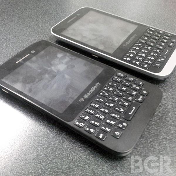 Фотографии бюджетного смартфона BlackBerry Kopi появились в Сети