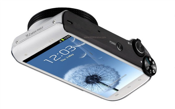 Фотокамера Galaxy S