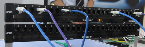 Фотообзор аппаратной платформа Quareo интеллектуальной системы от TE connectivity