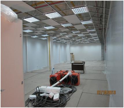 Фотоотчет процесса строительства ЦОДа «DataPro Тверь». Часть II