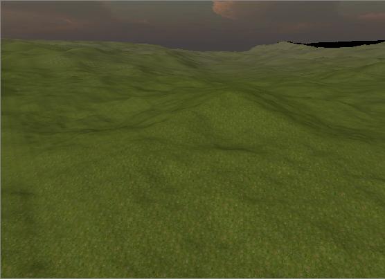 Генерация ландшафтов в Unity3d