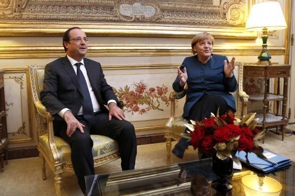 Германия и Франция не хотят пропускать европейский трафик через США