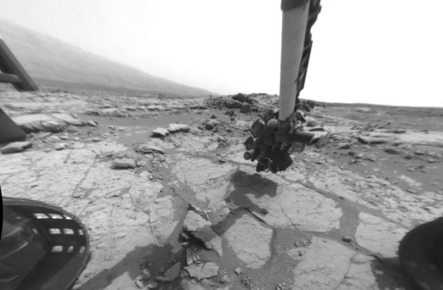 Годовой путь марсохода Curiosity за 2 минуты от NASA (и да, Curiosity на Марсе уже год!)