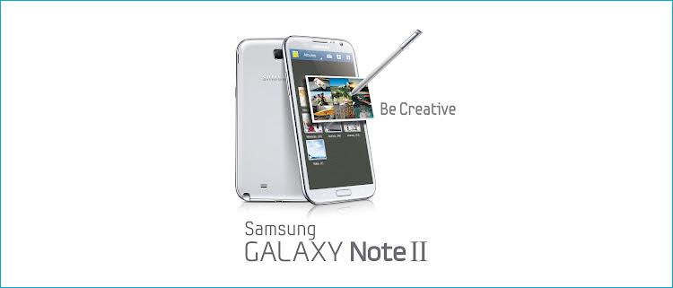 Горячие новости с Samsung Unpacked 2012: анонс GALAXY Note II