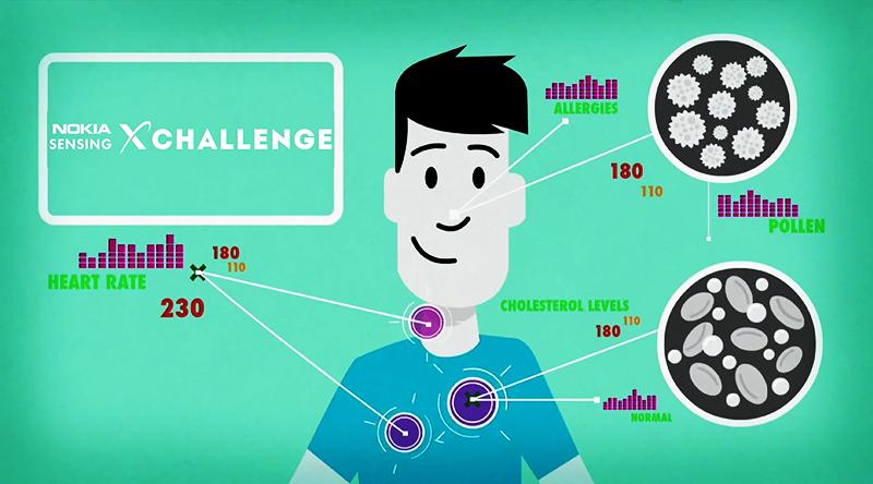 Гран при Nokia Sensing XCHALLENGE: нанотехнологии против эпидемий