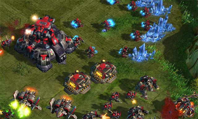 Хак поиска кратчайшего пути в StarCraft