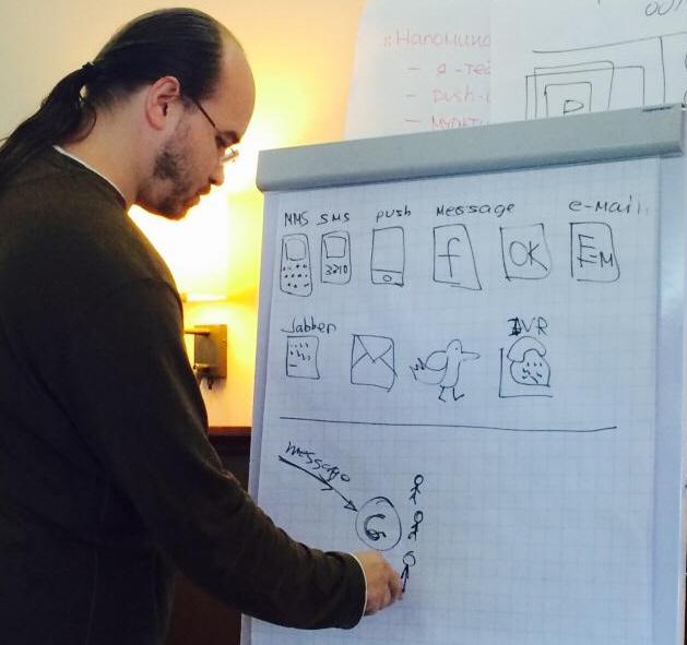 Хакатон как способ расширения кодерского сознания. Фото корреспондентский отчет