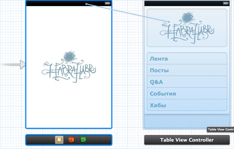 Хитрости разработчика под iOS. Splash Screen