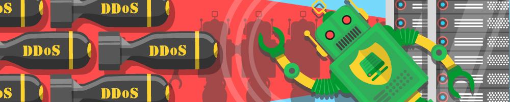 Хостинг провайдер vs. DDoS атака. Решение REG.RU – профессиональный аутсорс