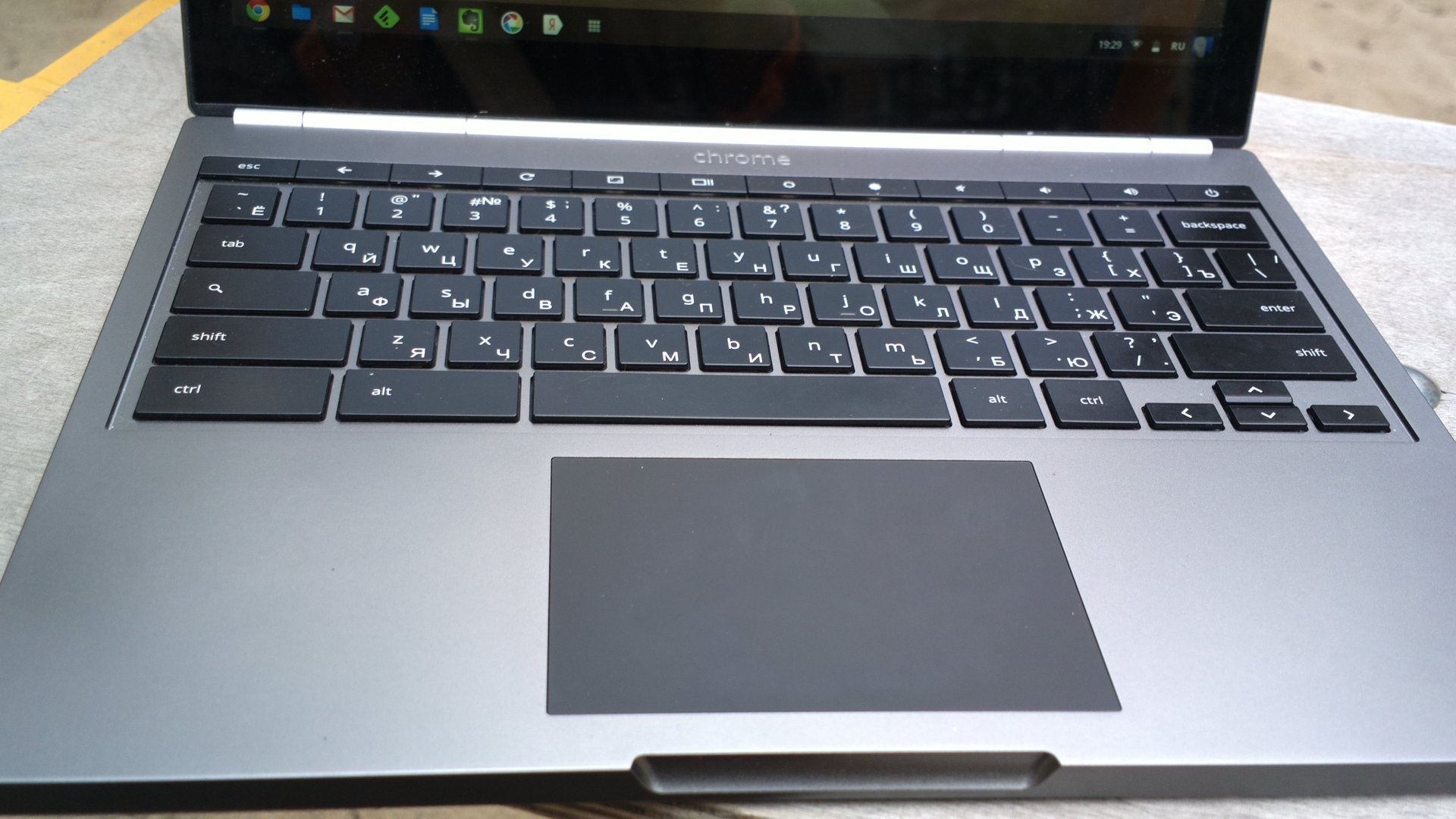 Хотите Chromebook Pixel by Asus со встроенной Yota 4G?