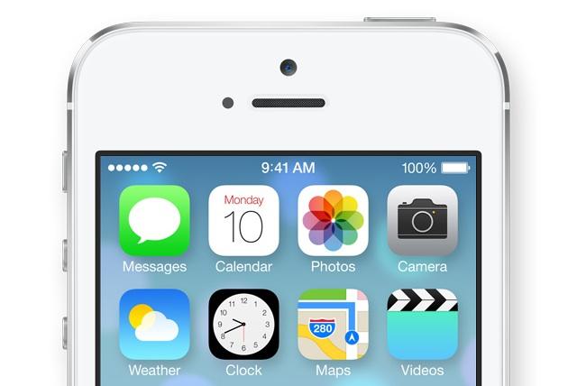 iOS 7 – прогресс или необходимость?