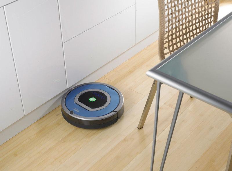 iRobot оснастила своих роботов пультом ДУ