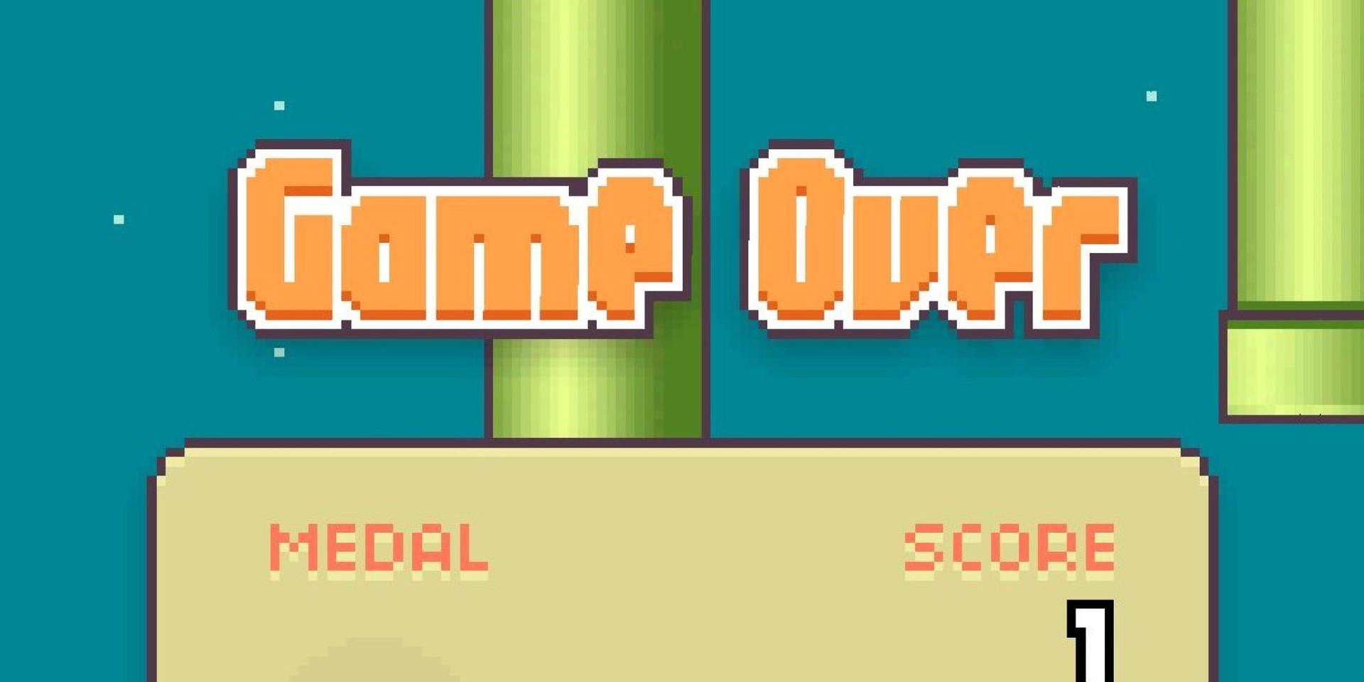 Игра Flappy Bird была удалена ради спасения жизни людей: «Live fast, die young»