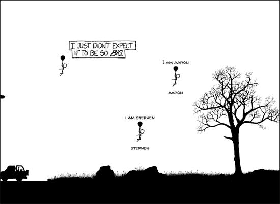 Игра MMO на карте комикса Click and Drag