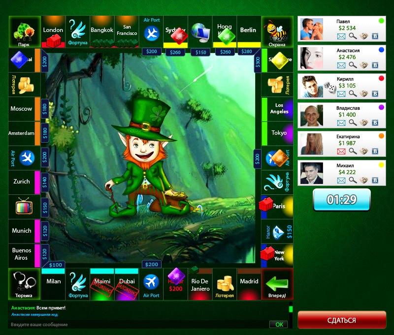 Игра в миллионера или история создания настольной игры для социальной сети