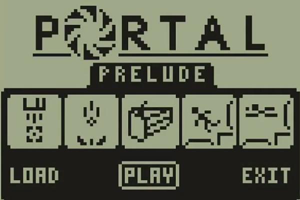 Играем в Portal на калькуляторах TI 83 и TI 84