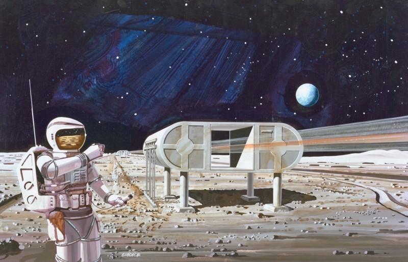 Инженер НАСА предлагает печатать людей на других планетах