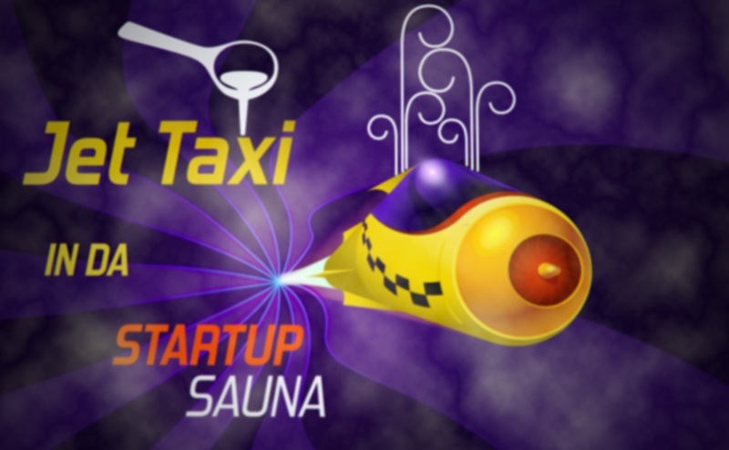 Инсайд Startup sauna