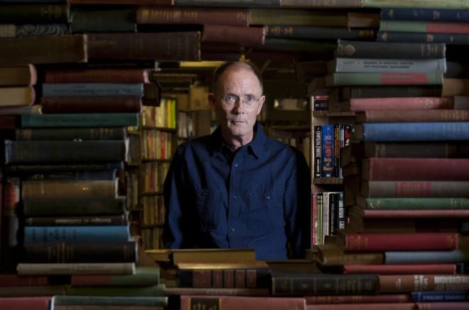 Интервью Уильяма Гибсона журналу Wired. Часть 1