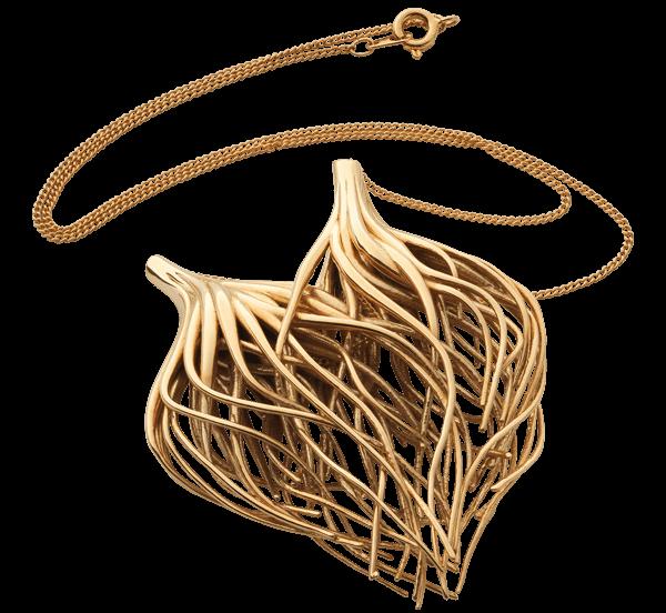 Использование 3D принтеров в ювелирной промышленности: золотые изделия от Nervous System
