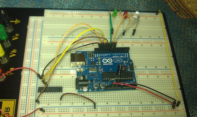 Использование Arduino UNO в качестве программатора