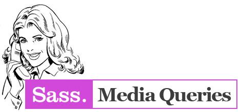 Использование Media Queries в Sass 3.2
