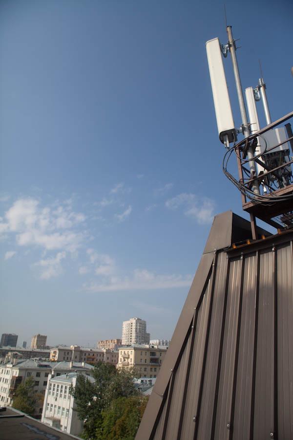 Испытательная базовая станция сотовой сети: что внутри