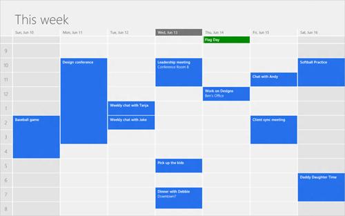 Истории про проектирование приложений для Windows 8