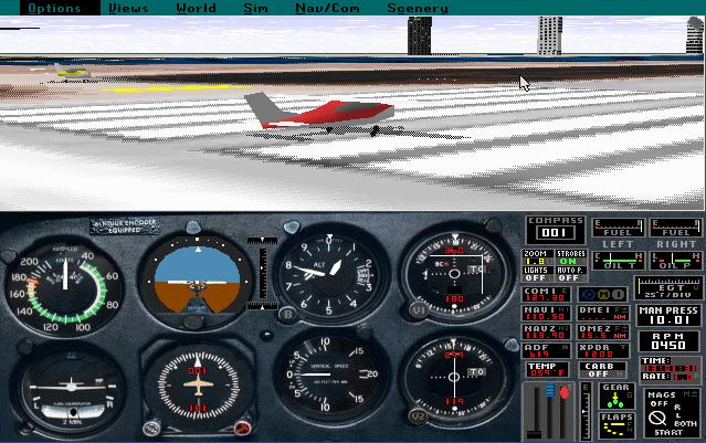 Microsoft Flight Simulator 5.1