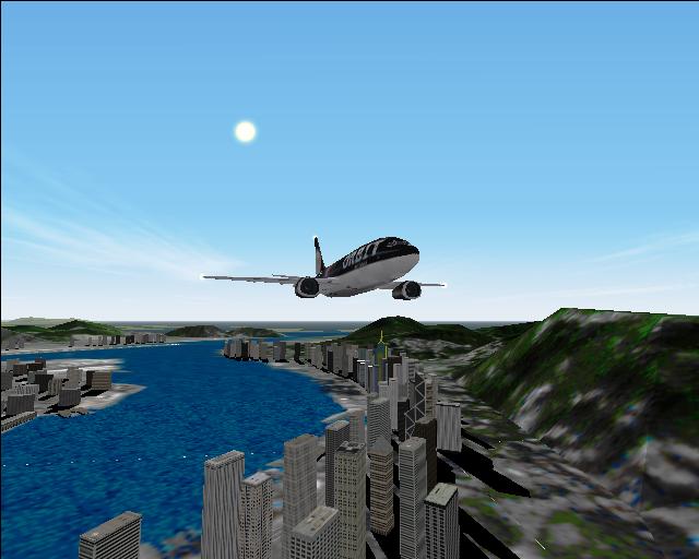Microsoft Flight Simulator 7.0
