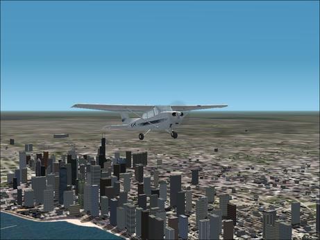 Microsoft Flight Simulator 8.0