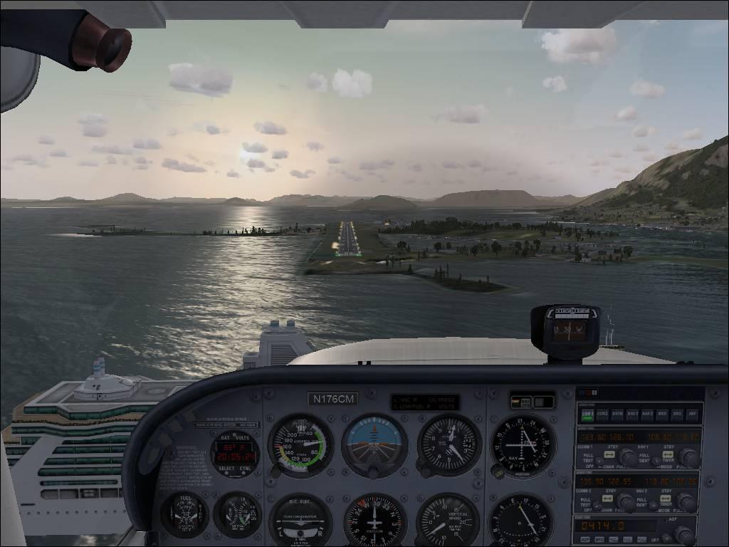 История рождения, развития и смерти Flight Simulator