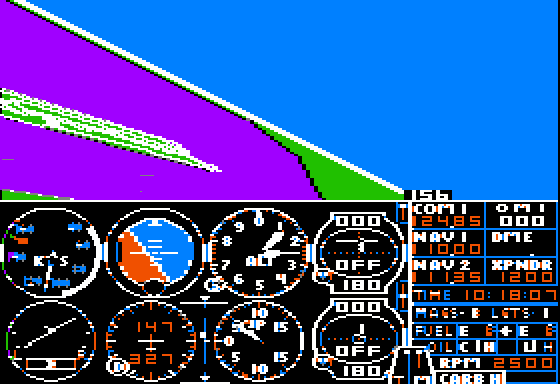 subLOGIC Flight Simulator 2