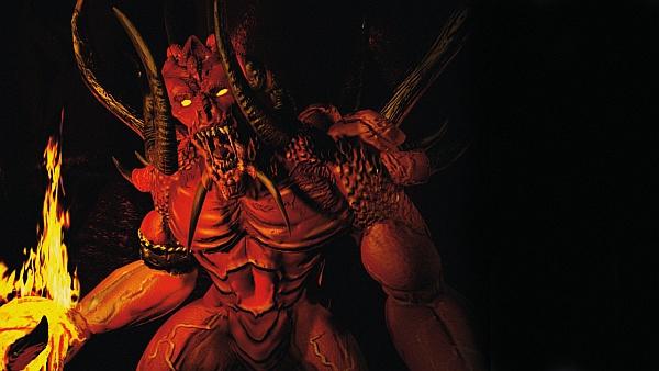 История создания Diablo