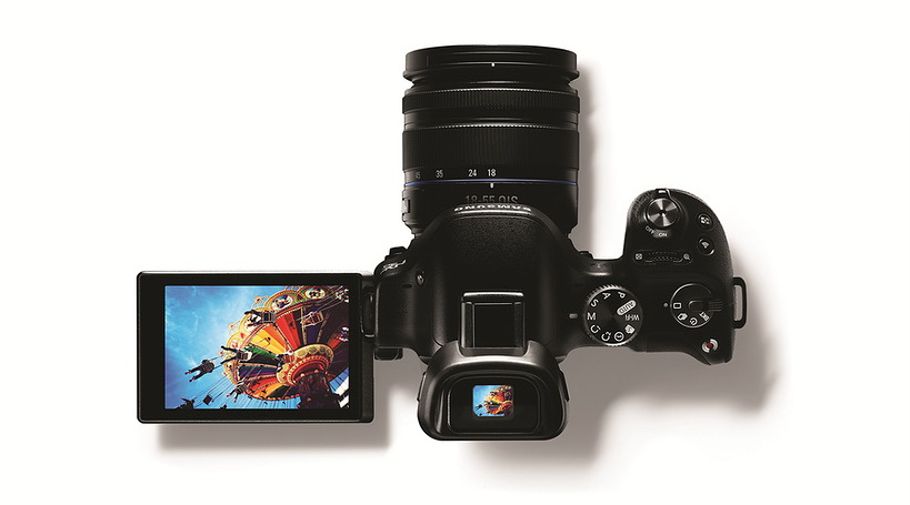 Итоги CES 2014: новые камеры Samsung