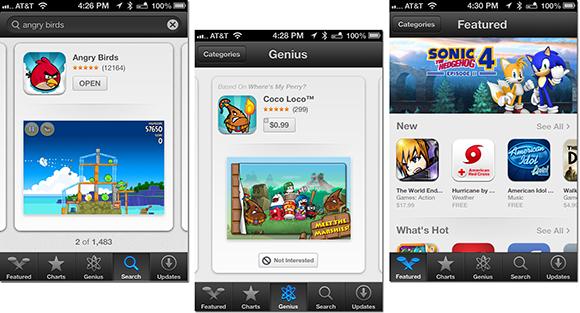 Изменения позиций в App Store: на самом деле все по прежнему зависит от загрузок