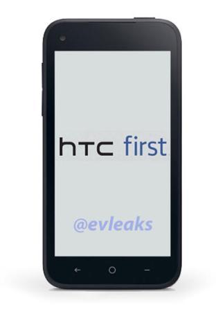 По предварительным данным, основой смартфона HTC first стал двухъядерный процессор Snapdragon S4 MSM8960